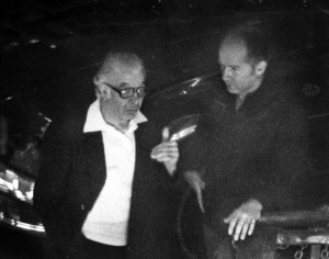 Whitey Bulger and Boston Mafia Boss Harry Angiulo