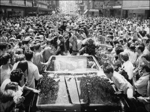 The City of Boston Celebrates the Bruins Winning the 1972 Stanley Cup