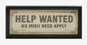 Irish Immigrant Discrimination In Boston