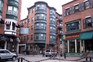 Boston's North End Neighborhood